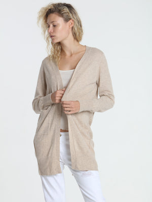 Luxe Light Duster - Oatmeal