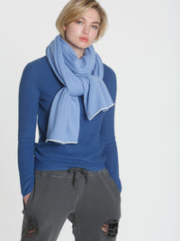 Luxe-30 Jet Wrap - Chambray