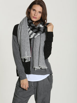 Cable Jet Wrap - Grey Combo