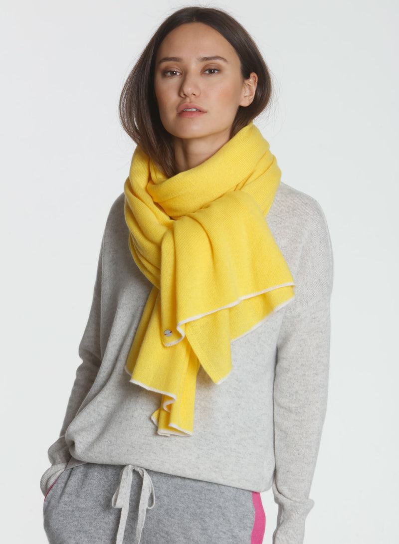 Luxe-100 Jet Wrap - Marigold