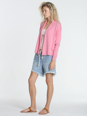 Day & Night Cardigan - Flamingo