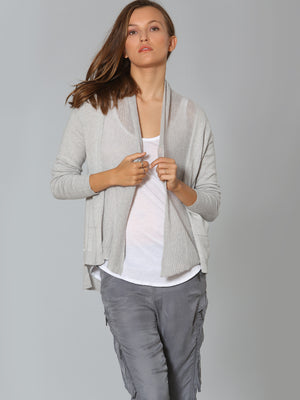 Everywhere Cardigan - Fog