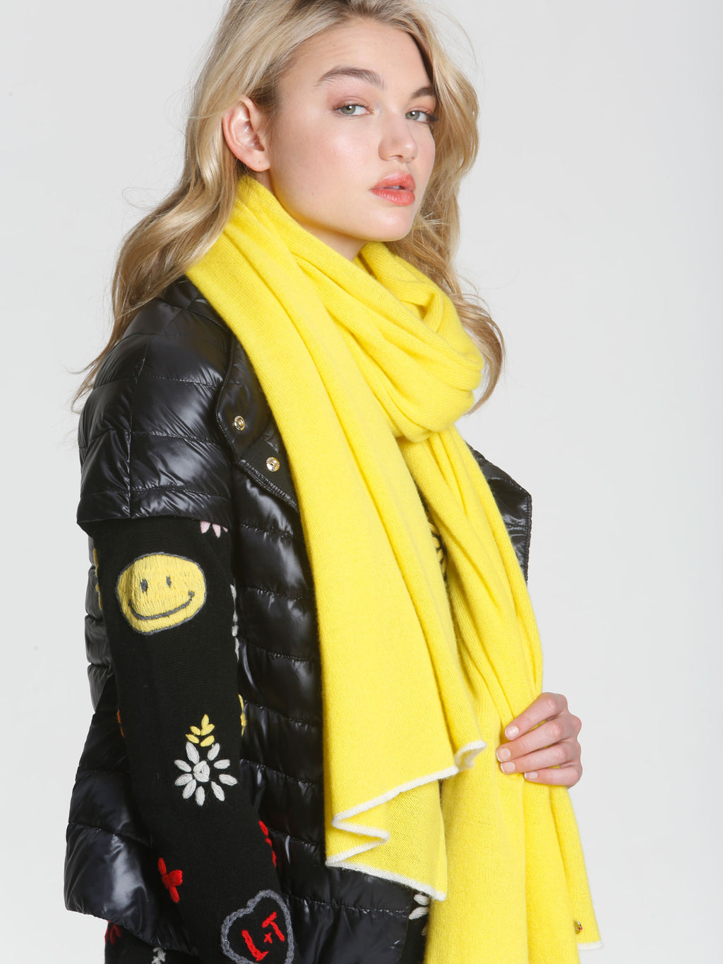 Luxe-30 Jet Wrap - Yellow