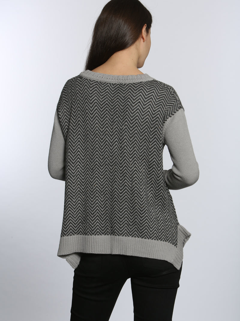 Fishbone Tunic