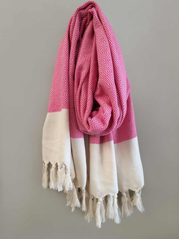 Morocco Wrap - Pink