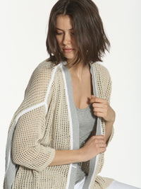 Refresh Cardigan - Stone