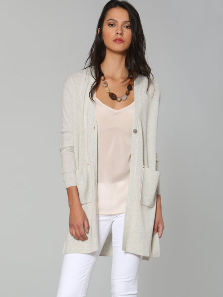 Luxe Long Cardigan