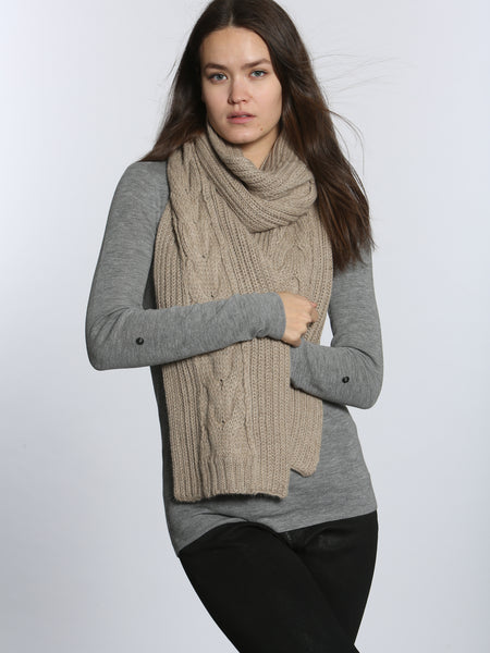 Uni Cable Scarf
