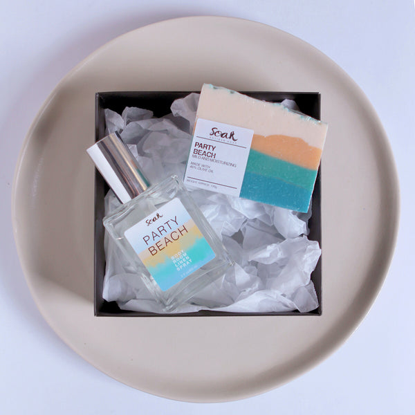 Party Beach Gift Box