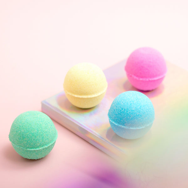 Mini Bath Bombs (Singles & Set)