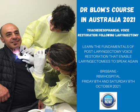 Dr Blom's Course in Australia BRISBANE 2021