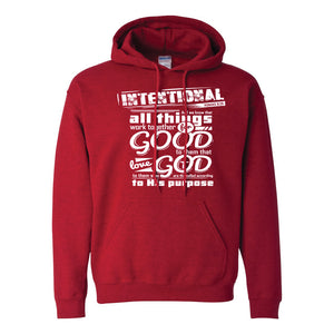 All Things  Hooded Sweatshirt