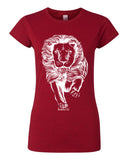 Lion of Judah Women's Crew Neck Tee