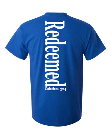 Redeemed Men's Cotton Tee