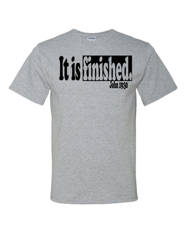 It is Finished Mens Performance T-Shirt