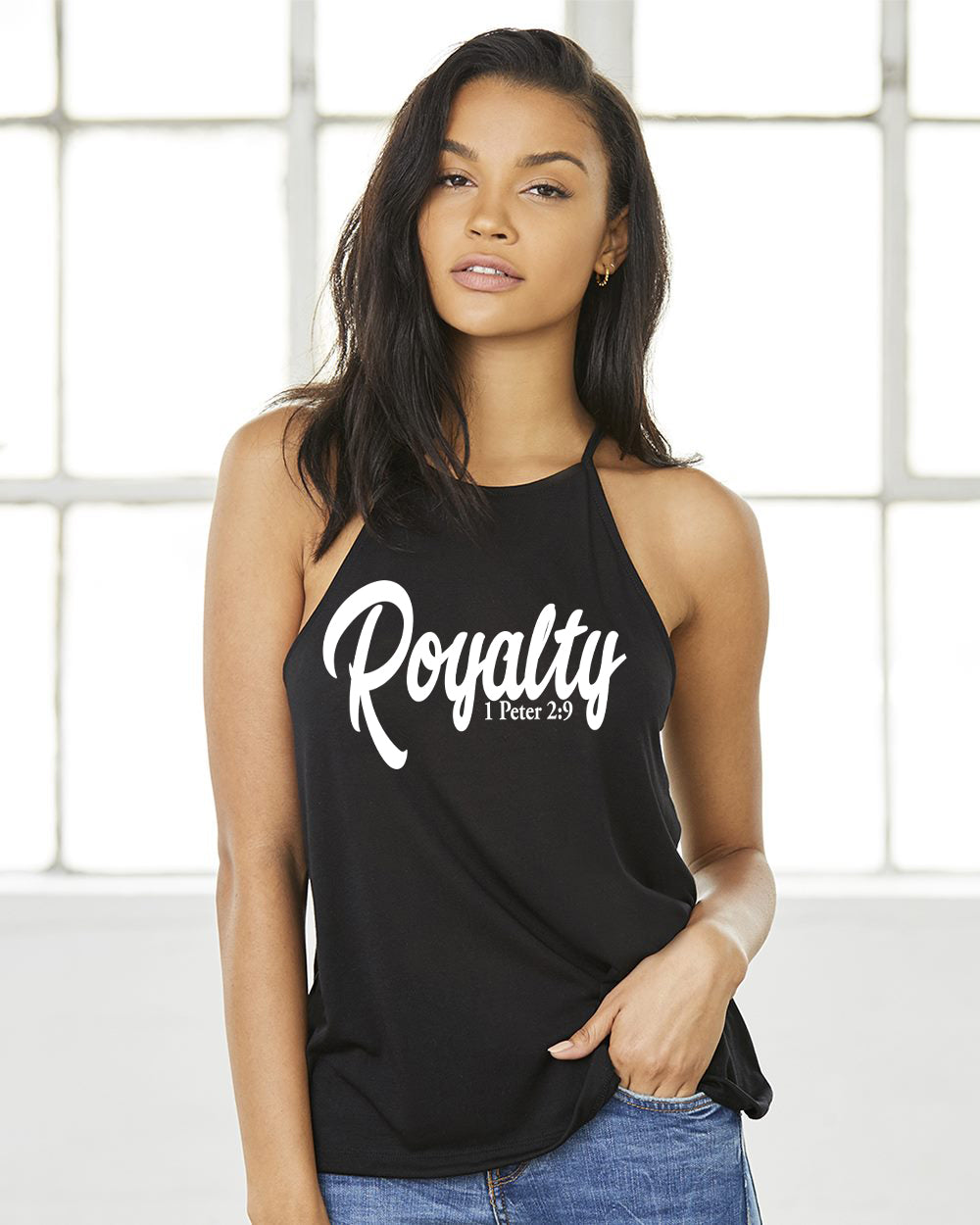 Royalty Flowy Tank