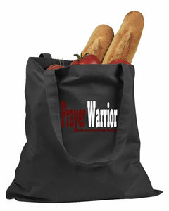 Prayer Warrior Tote Bag