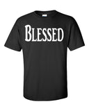 Blessed Men's Crew Neck T-Shirt