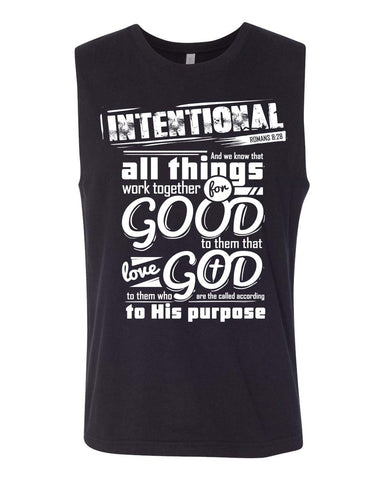 All Things Collection Mens Muscle Tank