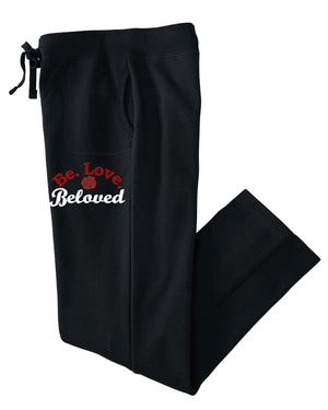 Beloved.Be.Love. Sweatpants