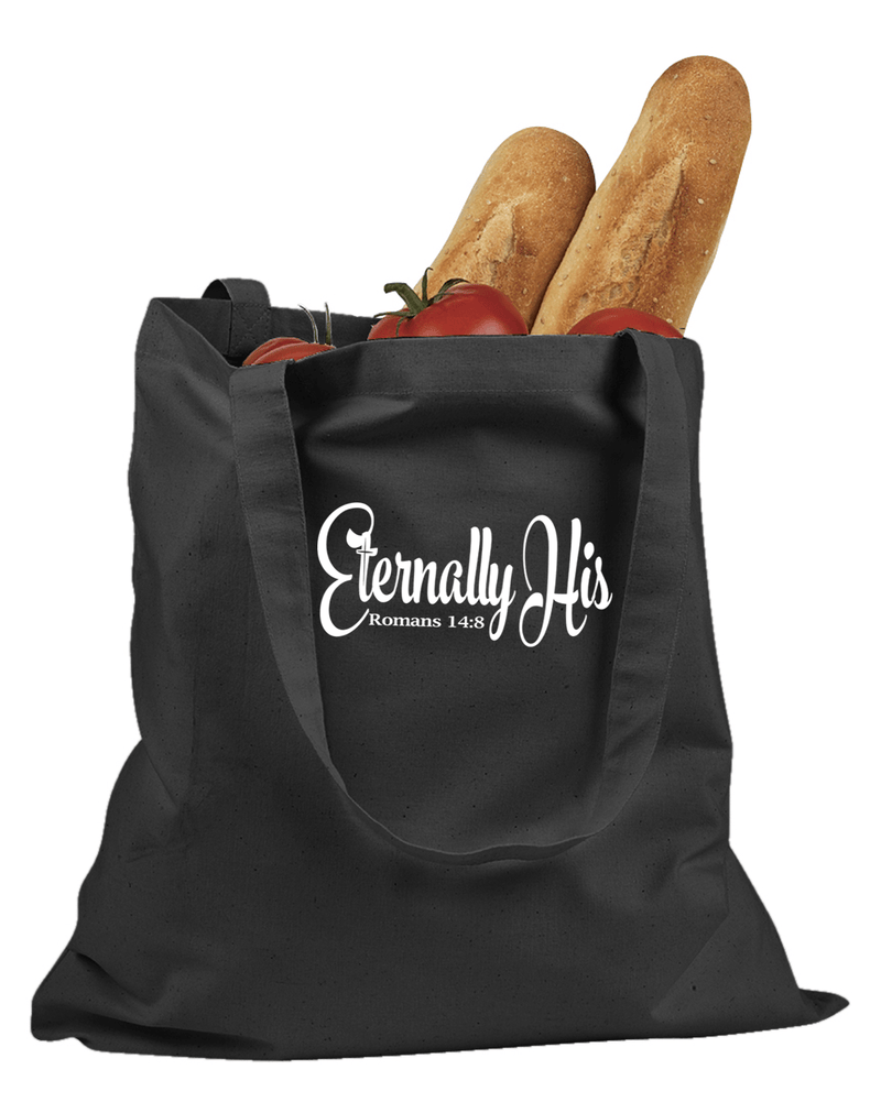 Eternally His Tote Bag