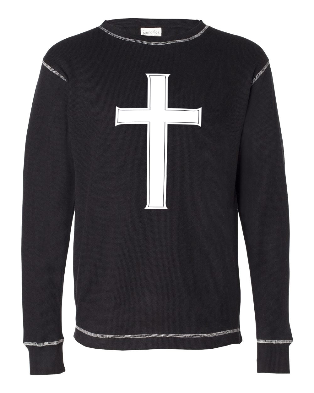 At the Cross Vintage Thermal Tee