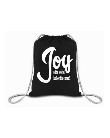 Joy to the World Back Pack