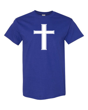 At the Cross Crew Neck Tee