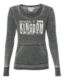 Built Kingdom Tough Women's Long Sleeve Thermal T-Shirt