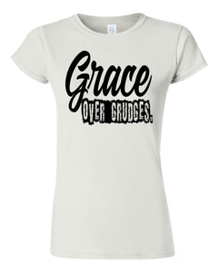 Grace over Grudges Women's Crew Neck Tee