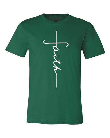 Faith Crew Neck Tee (Short-Sleeve)
