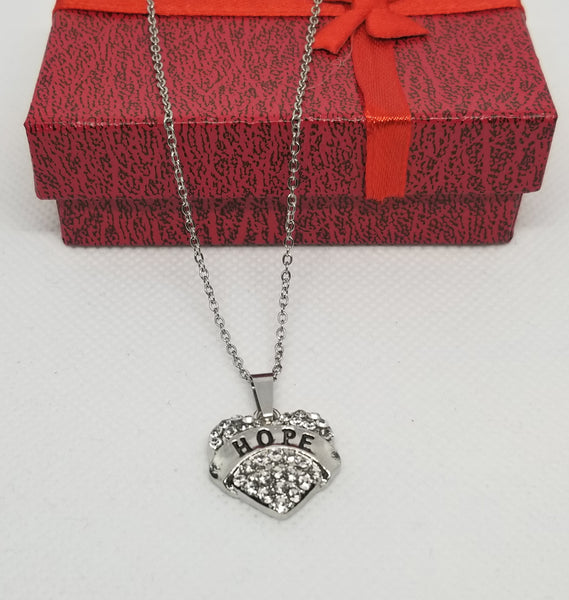 Hope Pendant Necklace
