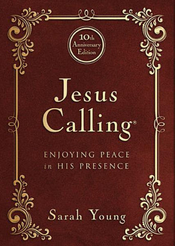Jesus Calling (10th Anniversary Edition) -  - Christian T-Shirt | Christian Gifts | Christian Apparel