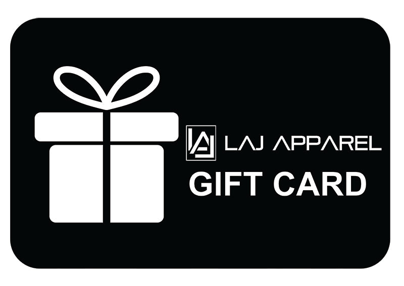 LAJ Apparel Gift card