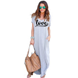Love Always Maxi Dress (V-Neck) *PRE-ORDER*