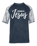 Powered by Jesus Men's Performance T-Shirt