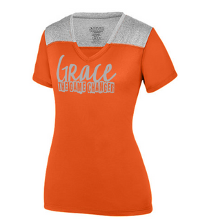 Grace The Game Changer Performance T-Shirt