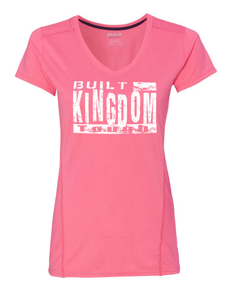 Built Kingdom Tough Womens Performance