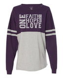 One Love Ladies Pom Pom Jersey