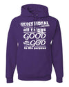 All Things Collection Hooded Sweatshirt