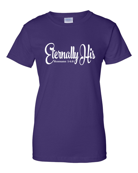 Eternally His Women's Crew Neck