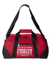 I Can Do All Things Through Christ Duffel Bag