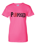 Powerfully Purposed Classic Fit Women's Tee - Small / Light Pink - Christian T-Shirt | Christian Gifts | Christian Apparel - 4