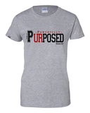 Powerfully Purposed Classic Fit Women's Tee - Small / Sports Grey - Christian T-Shirt | Christian Gifts | Christian Apparel - 5