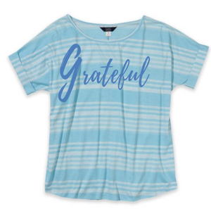 Grateful Ladies Slouch T-Shirt