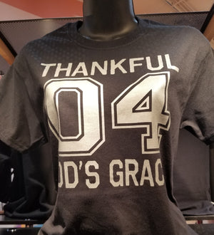 Thankful Women's Crew Neck Tee