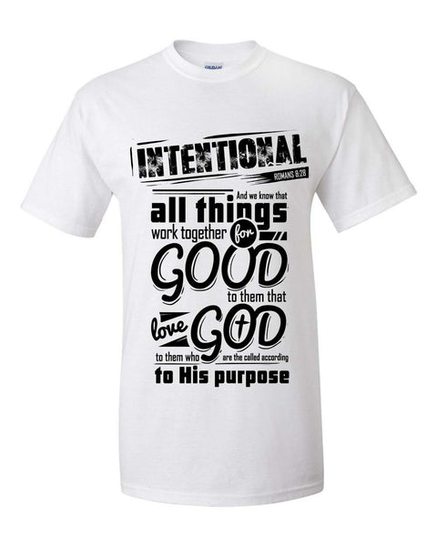 All Things Collection Men's Christian T-Shirt