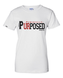 Powerfully Purposed Classic Fit Women's Tee - Small / Dark Pink - Christian T-Shirt | Christian Gifts | Christian Apparel - 6