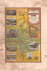 Mississippi River Maps