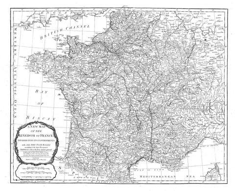 Archived maps of France